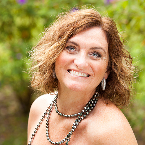 Simone Milasas - founder, creator and author of Joy of Business