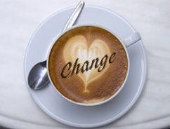 Coffee and Change