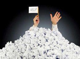 Paper-pile-help