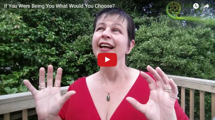 If You Were Being You What Would You Choose?