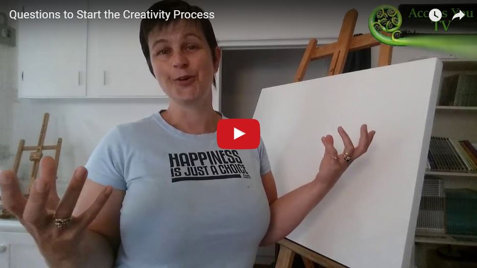 Questions to Start the Creativity Process