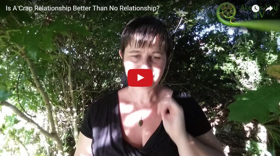 Is A Crap Relationship Better Than No Relationship?
