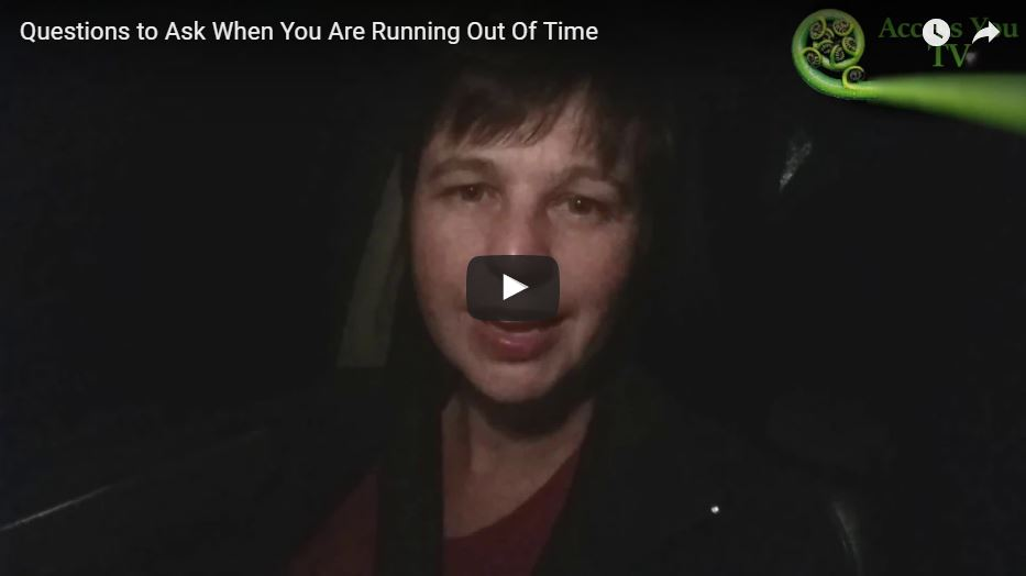 Questions to Ask When You Are Running Out Of Time