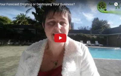 Is Your Forecast Creating or Destroying Your Business?
