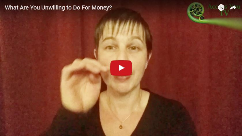 What Are You Unwilling to Do For Money?