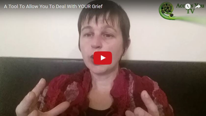 A Tool To Allow You To Deal With YOUR Grief