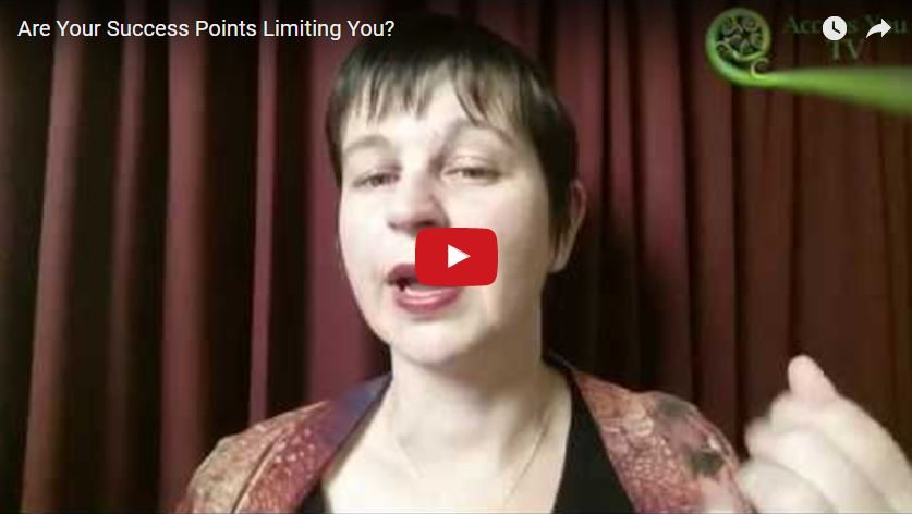 Are Your Success Points Limiting You?