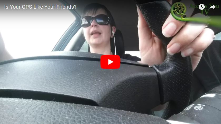Is Your GPS Like Your Friends?