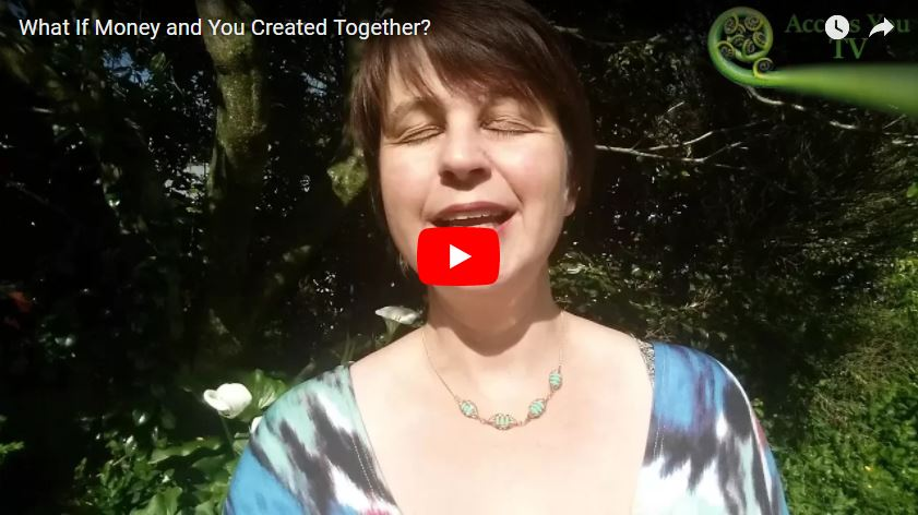 What If Money and You Created Together?