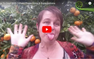 How To Deal With Others  Projections & Expectations