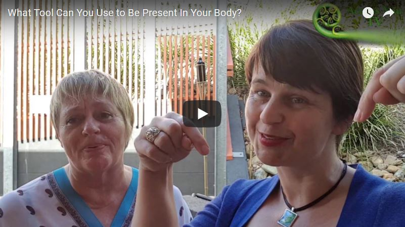 What Tool Can You Use to Be Present In Your Body?