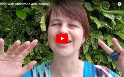 Dealing With Christmas Accusations