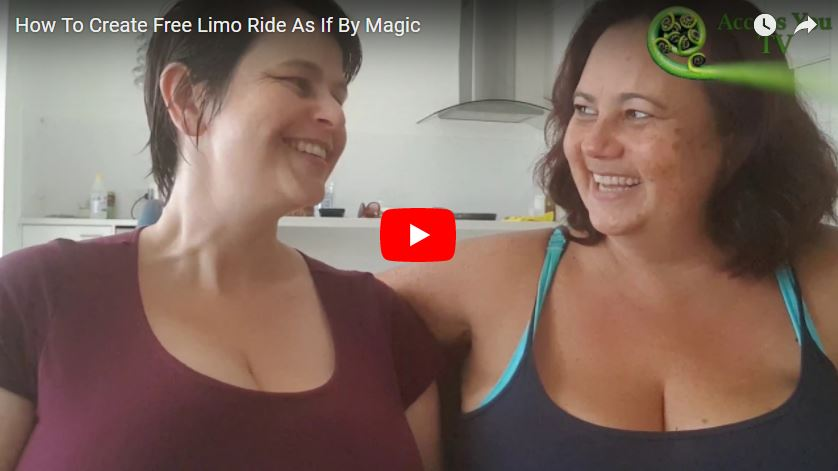 How To Create Free Limo Ride As If By Magic