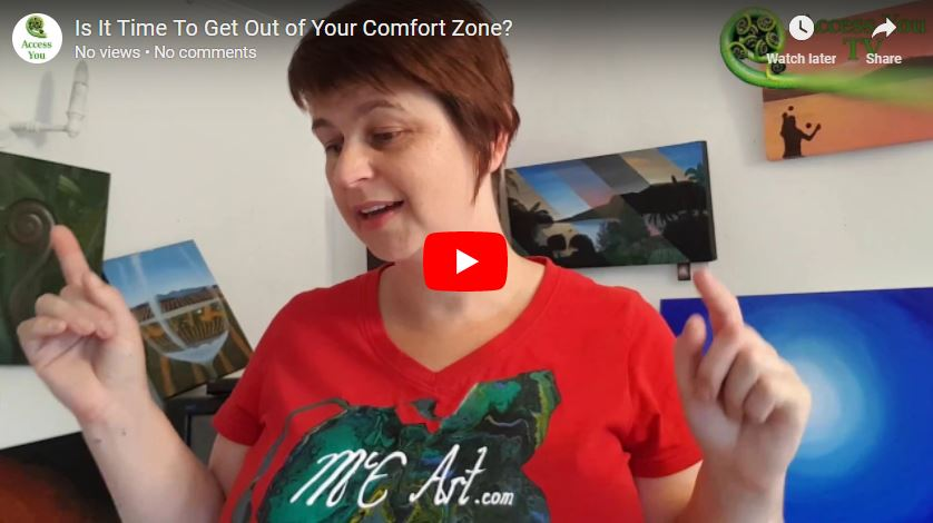 Is It Time To Get Out of Your Comfort Zone?