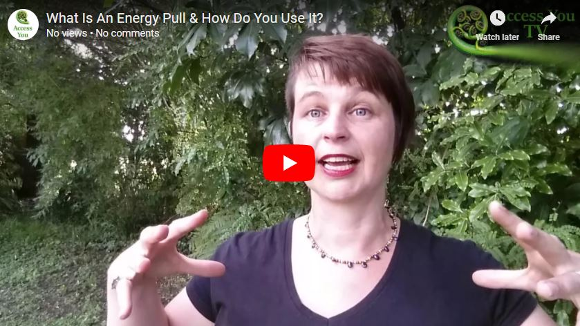 What Is An Energy Pull & How Do You Use It?