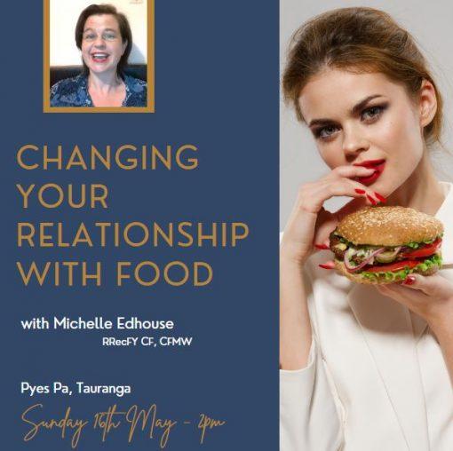 Changing Your Relationship with Food Tauranga